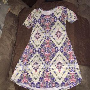 Lularoe girls size 12 dress *like new*